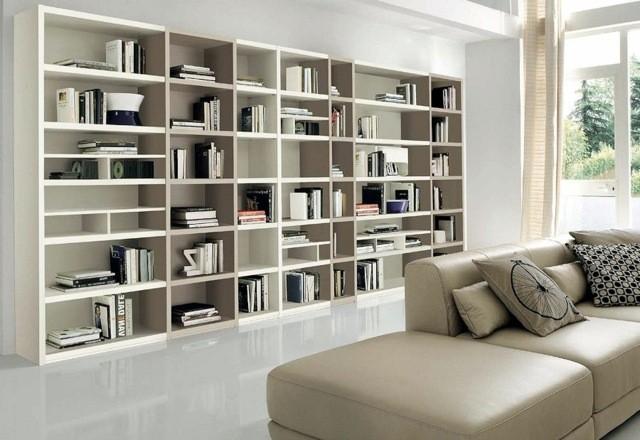 bibliothèque étagère Lodi Carlo