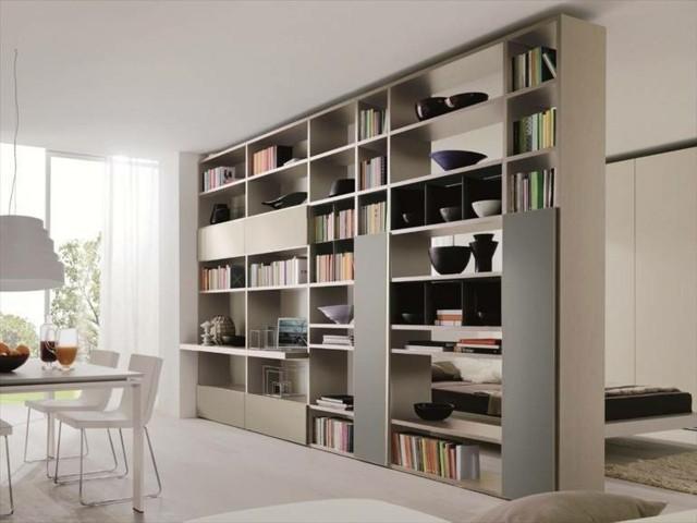 bibliothèque modulaire Ripiani