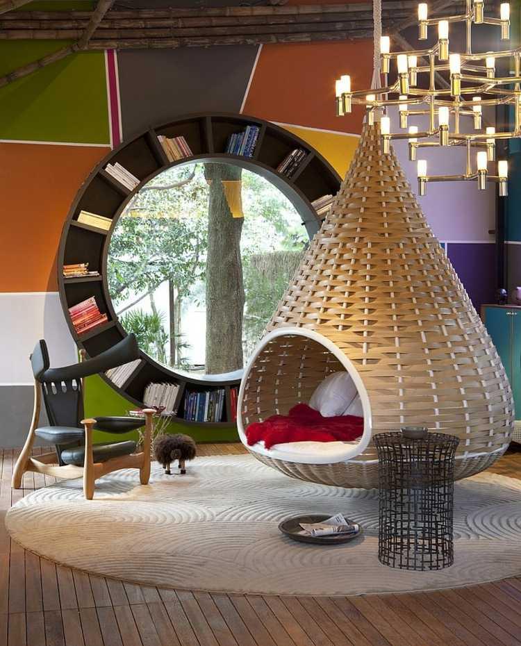 décoration salon moderne 2015
