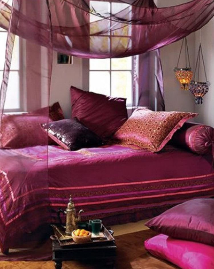 deco canape salon marocain