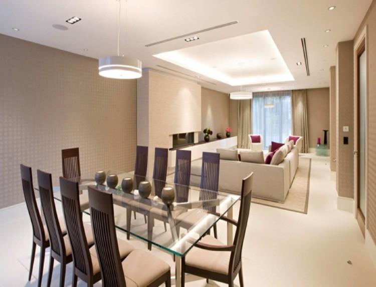Déco salon salle à manger : quelques exemples inspirants - Decoration Salon