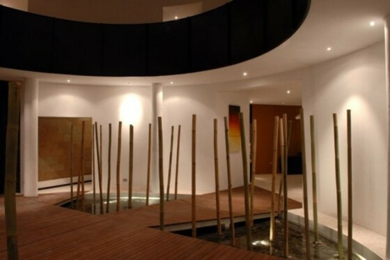 deco interieure design original bambou