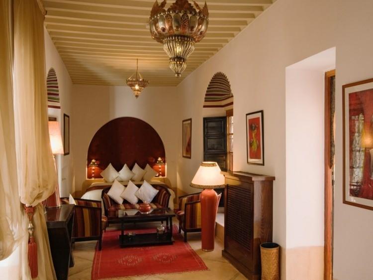 deco salon originale style marocain