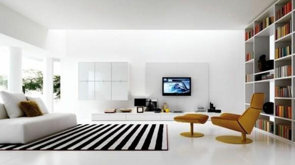 deco salon style minimaliste