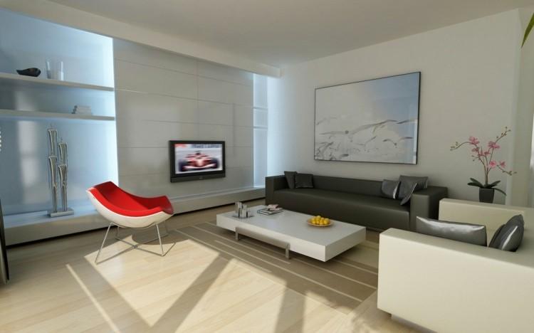 décoration intérieur salon moderne contemporain