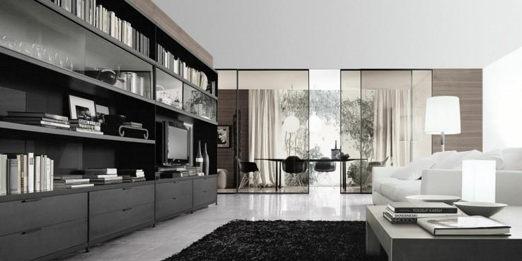 décoration intérieur salon moderne design