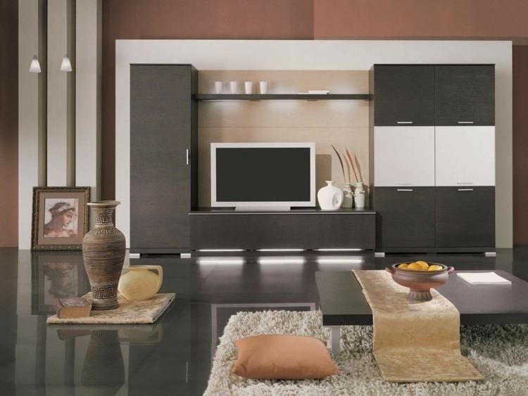 decoration luxueuse moderne salon