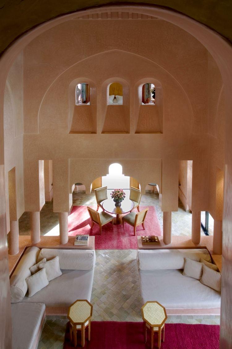 decoration marocaine interieur moderne