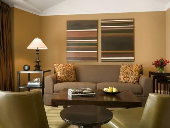 idee-couleur-salon-marron
