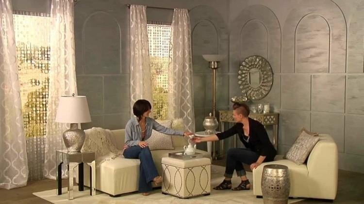 idee deco salon moderne style marocain