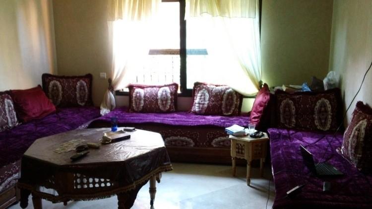idee decoration marocaine salon
