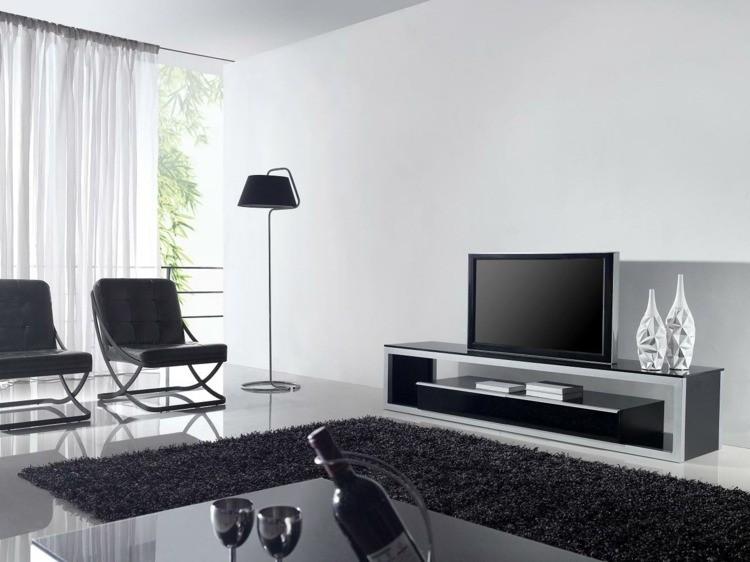 idee decoration salon minimaliste