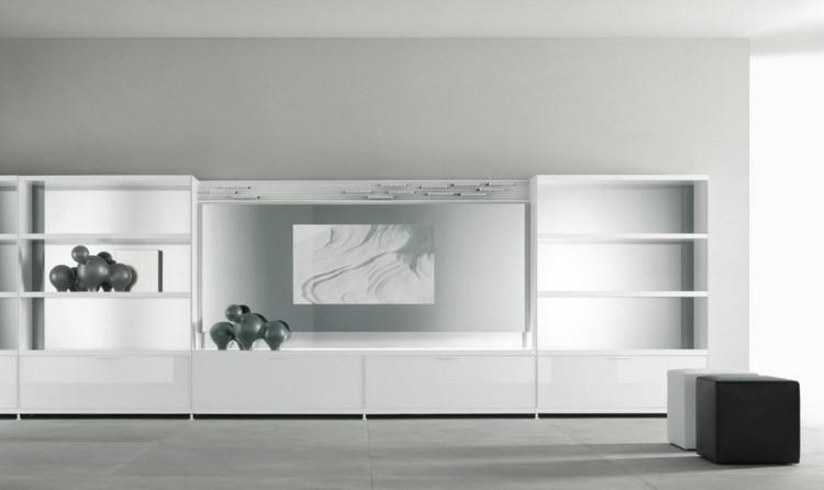 meuble salon minimaliste