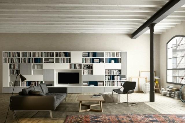 modèle mural meuble TV 599 Napol