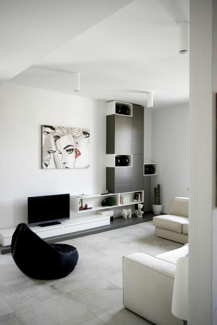 salon design idee moderne