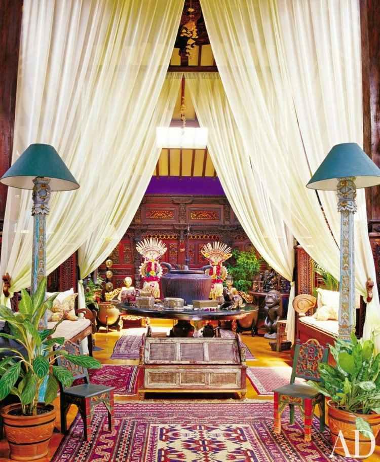 salon design marocain moderne