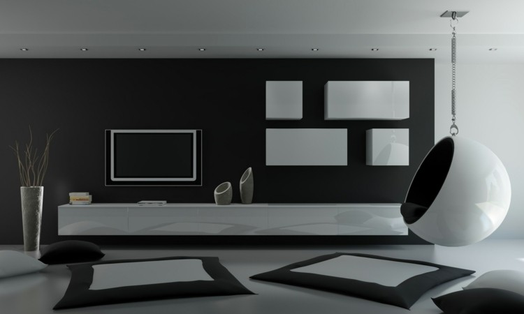 salon design original moderne