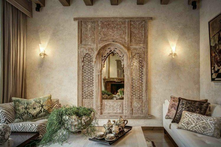 salon design style marocain