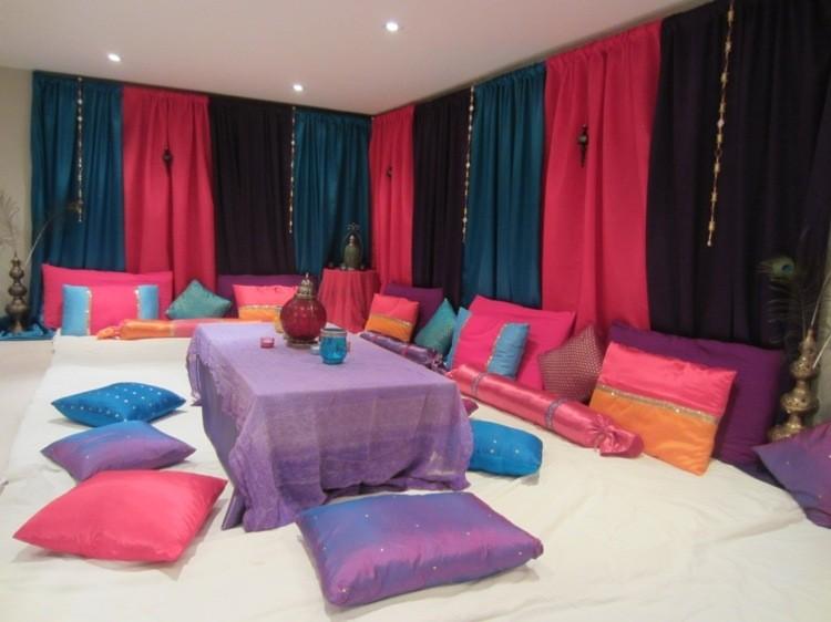salon inspiration deco marocaine