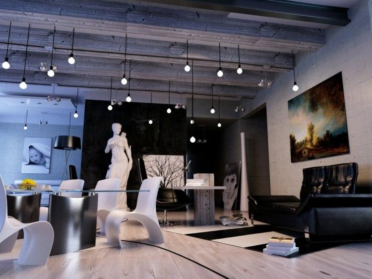 Comment aménager son salon dans un style moderne