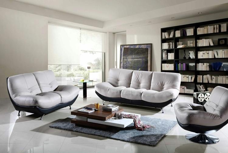 comment décorer son salon meubles