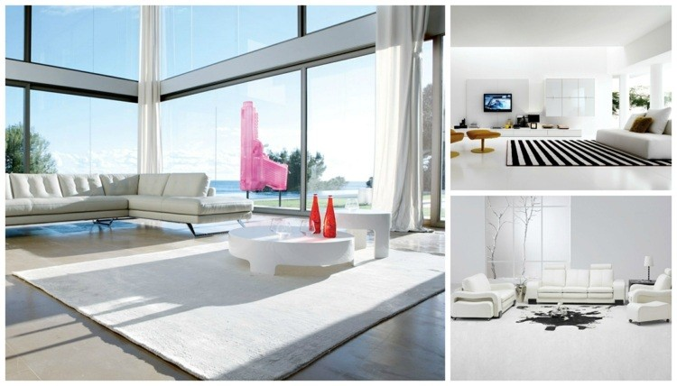 décoration-intérieur-salon-blanc-idees