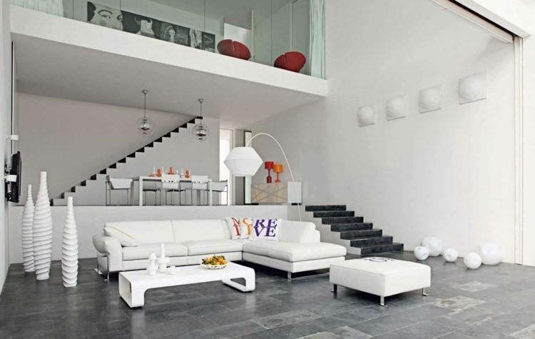 décoration intérieur salon moderne