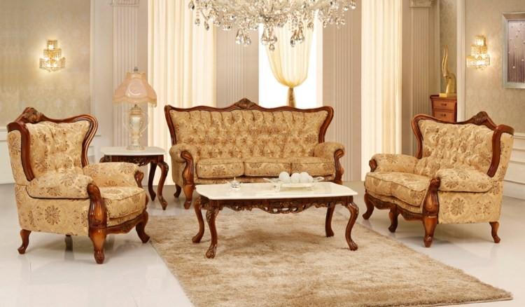 salon deco mobilier design