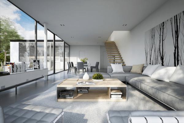 appartement moderne design atviz studio