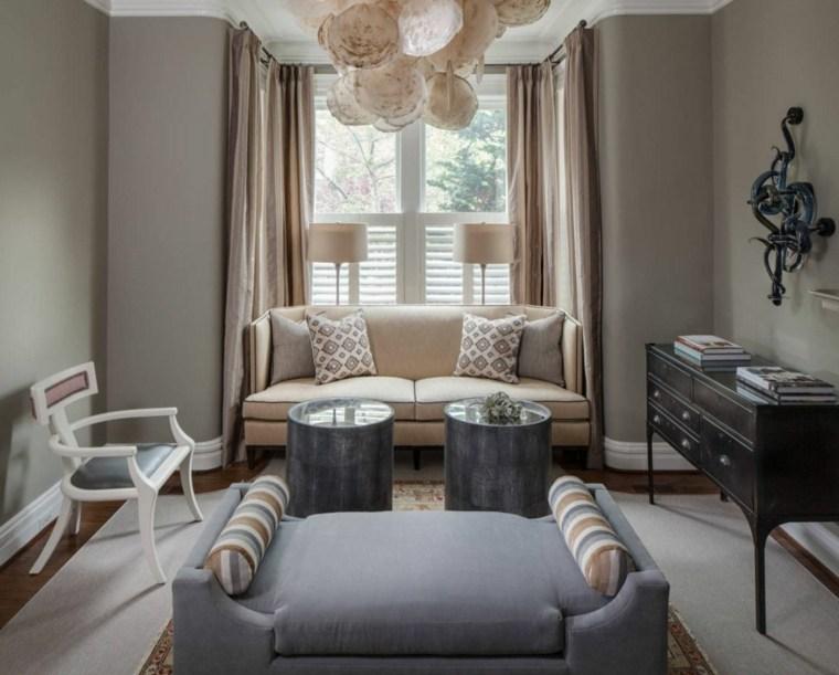 Déco salon gris et taupe pour un intérieur raffiné et très stylé - Decoration Salon