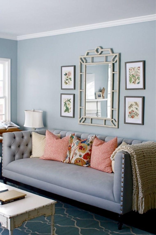 couleur peinture ton neutre salle de séjour
