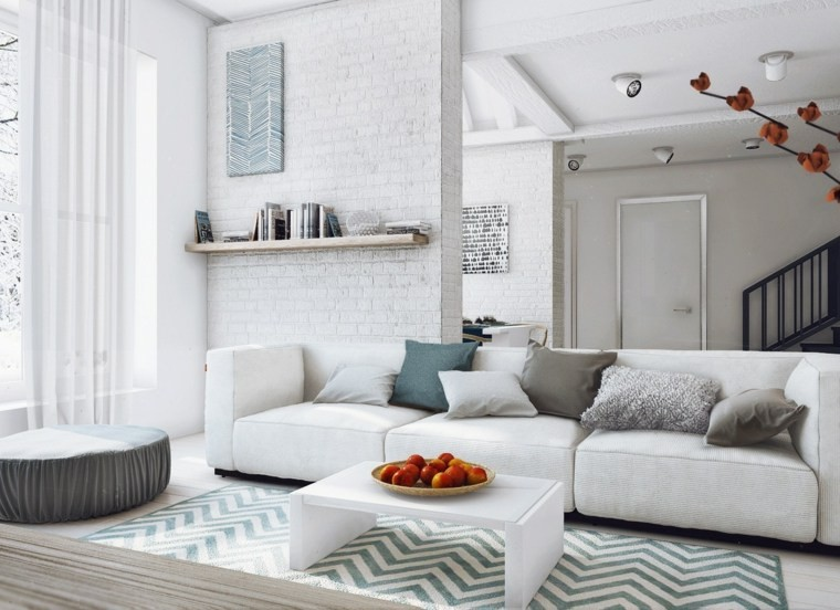 déco intérieur design salon moderne élégant
