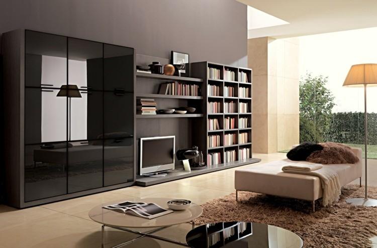 salon design moderne petit