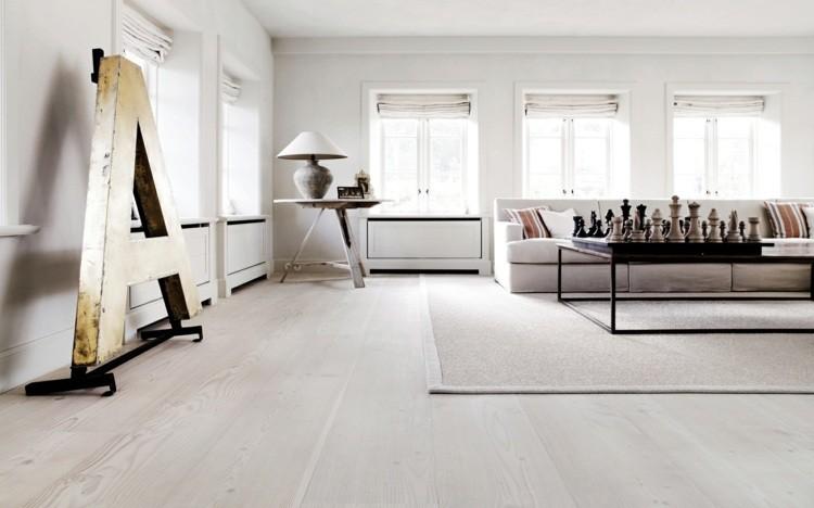 déco scandinave minimaliste salon