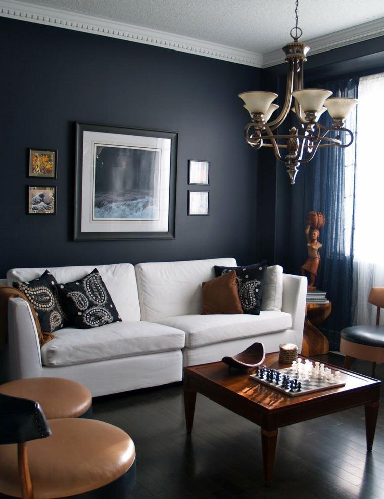 décoration intérieur salon couleur tendance