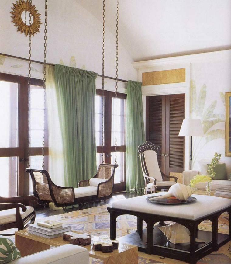 belle décoration intérieur salon féminin