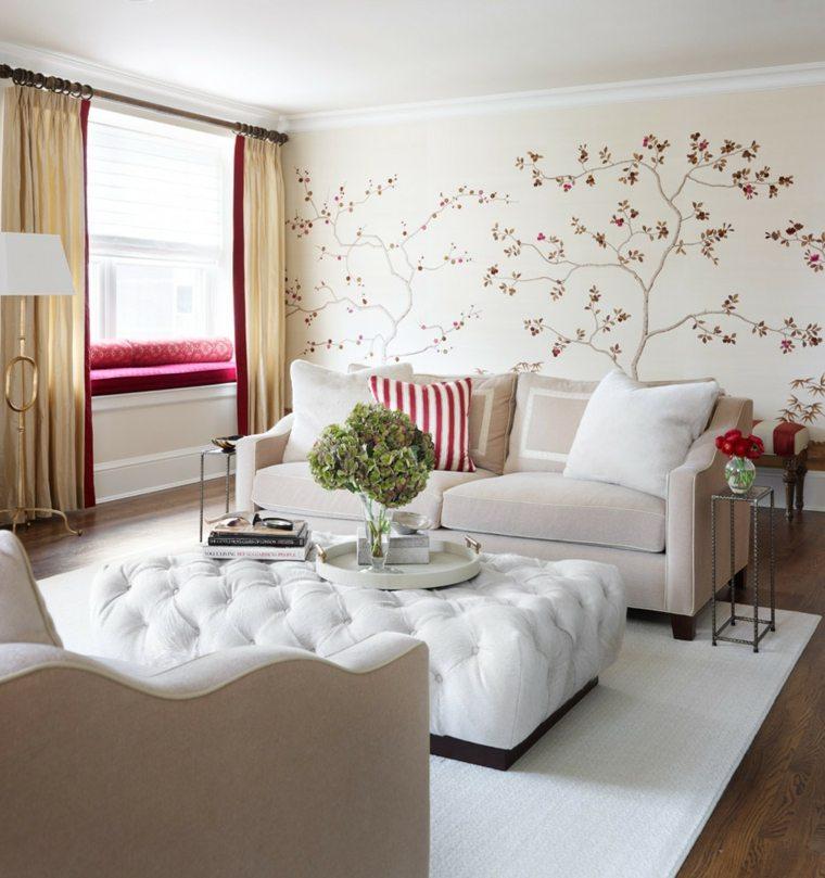 décor maison intérieur confortable salon chic