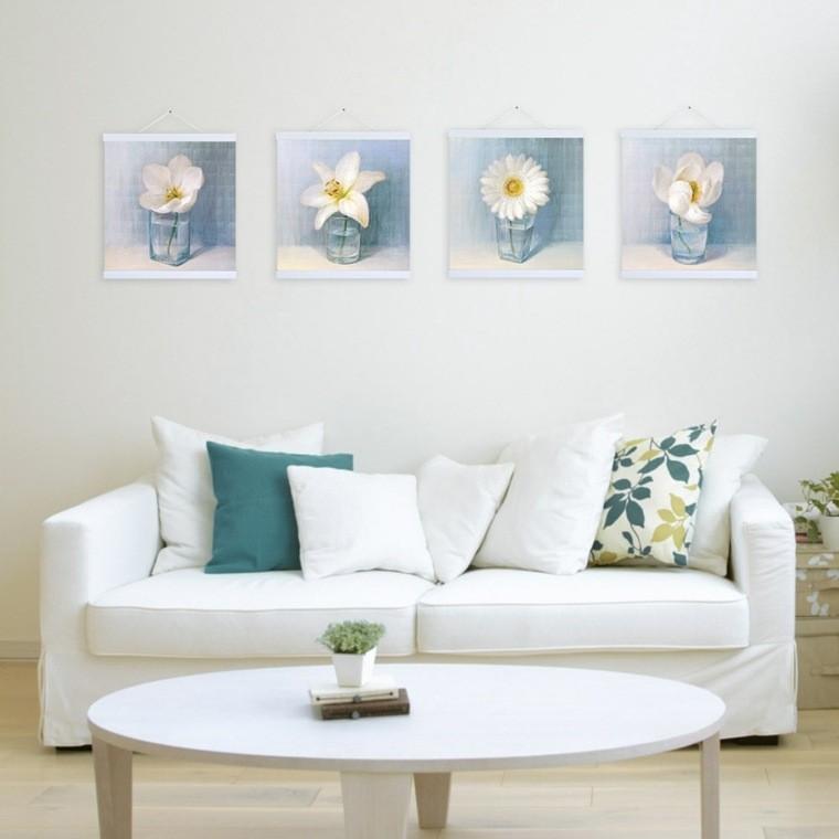 décoration intérieur salon association couleur