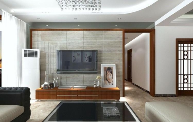 decoration salon elegant moderne