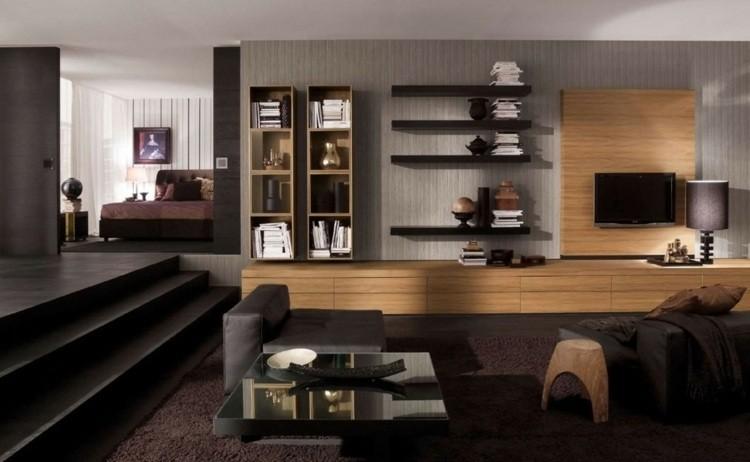 decoration salon moderne elegant
