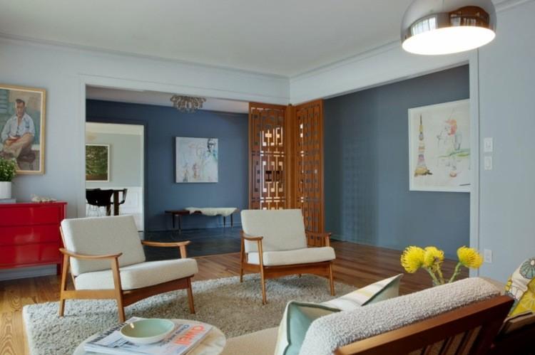 idée déco petit salon moderne elegant