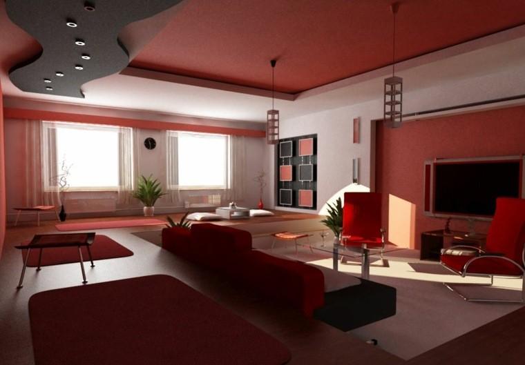 idée décor salon bordeaux