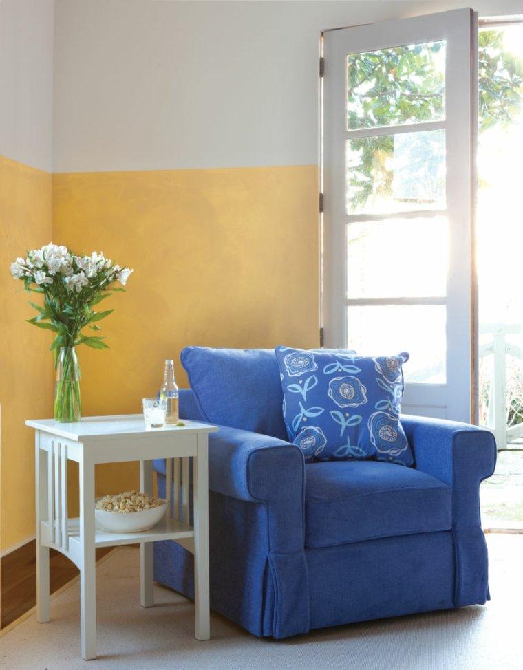 idée décoration élégante intérieur salon