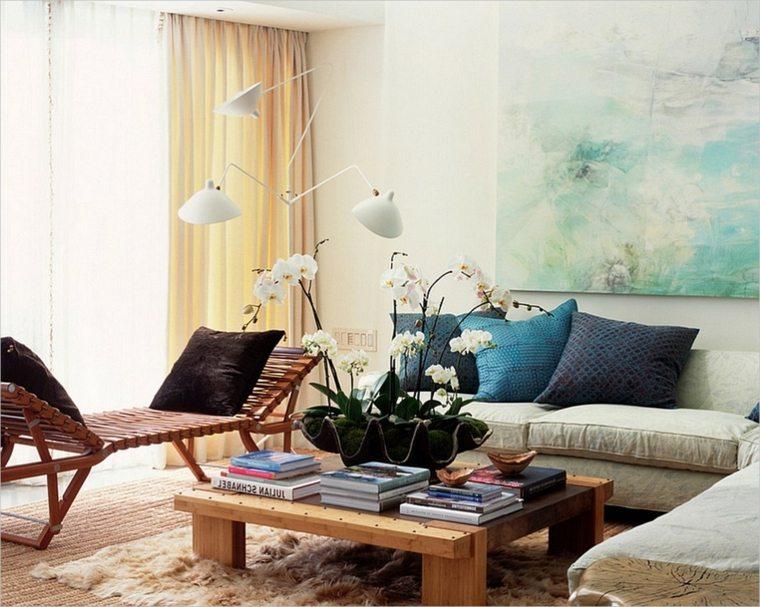 maison design déco salon intérieur féminin
