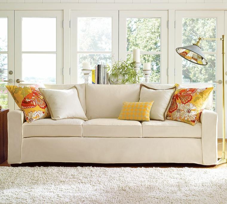 décoration et meuble salons élégants