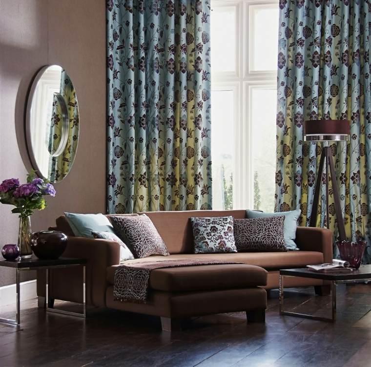 palette de couleurs déco maison intérieur salons