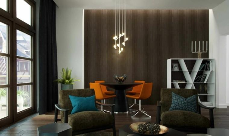 palette de couleur tendance salon moderne
