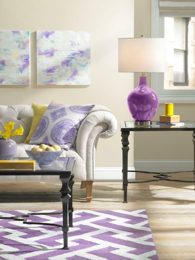 repeindre salon couleurs idée pastel