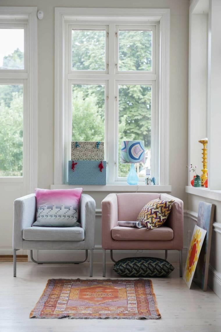 salon decoration interieurs scandinaves