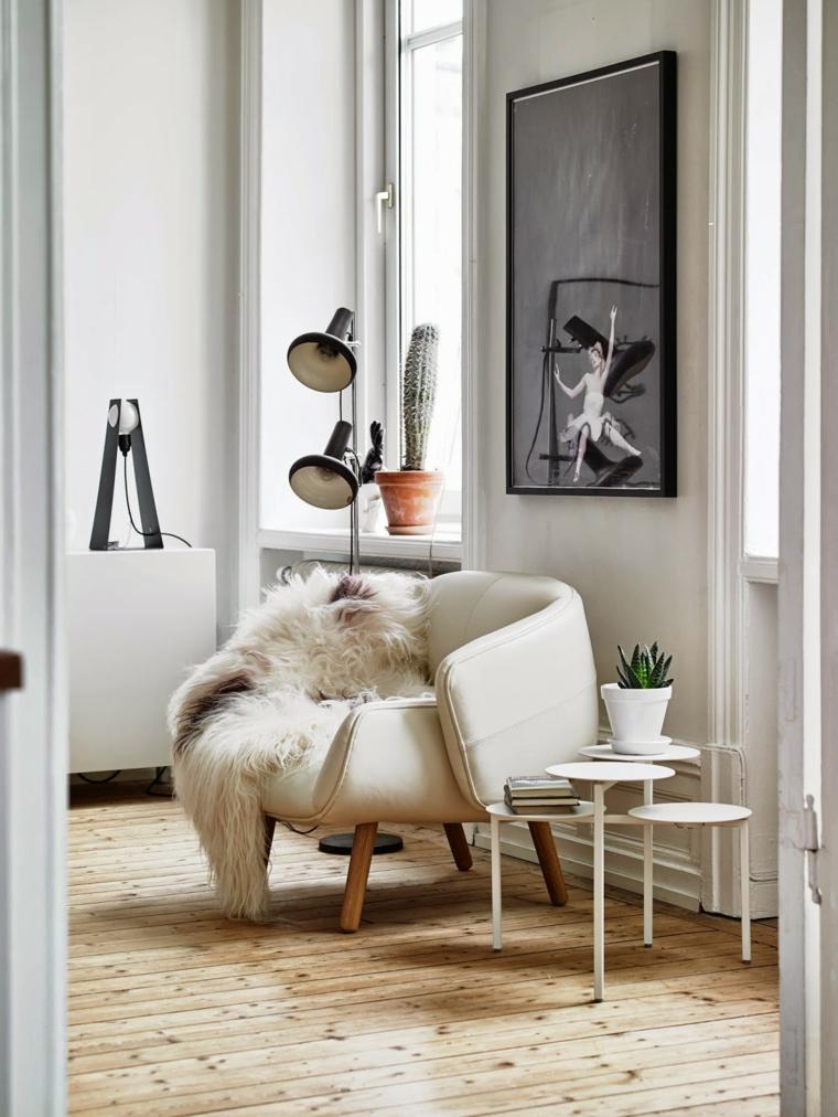 deco scandinave meuble salon